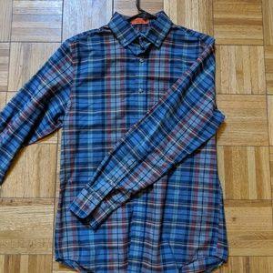 St. John's Bay Flannel Shirt Men's Small
